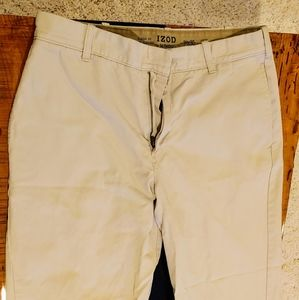 34x30 Khaki Izod Dress Pants